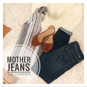 {Mother} the charmer skinny jeans Sz 28